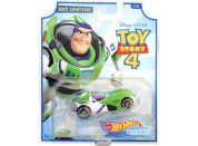 Hot Wheels tematické auto – Toy story Buzz Lightyear