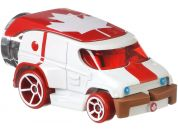 Hot Wheels tematické auto – Toy story Duke Caboom