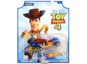 Hot Wheels tematické auto – Toy story Woody