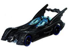Hot Wheels Tématické auto Batman Batmobil antracitový