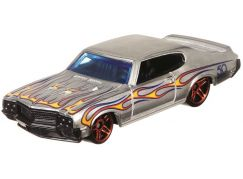 Hot Wheels Tématické auto Zamac Flames 70 Buick GSX