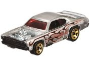 Hot Wheels Tématické auto Zamac Flames Plymouth Duster Thruster