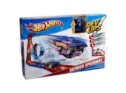 Hot Wheels V2171 Nebeská dráha