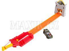Hot Wheels W5367 Hrací sada Ohromný skok Mattel - Robo Wrecker
