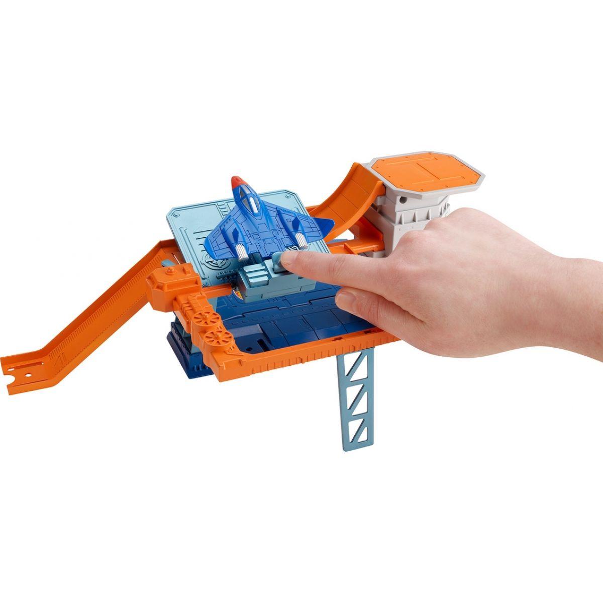 Hot Wheels X9295 klasická hrací sada - Odpalovací rampa #2