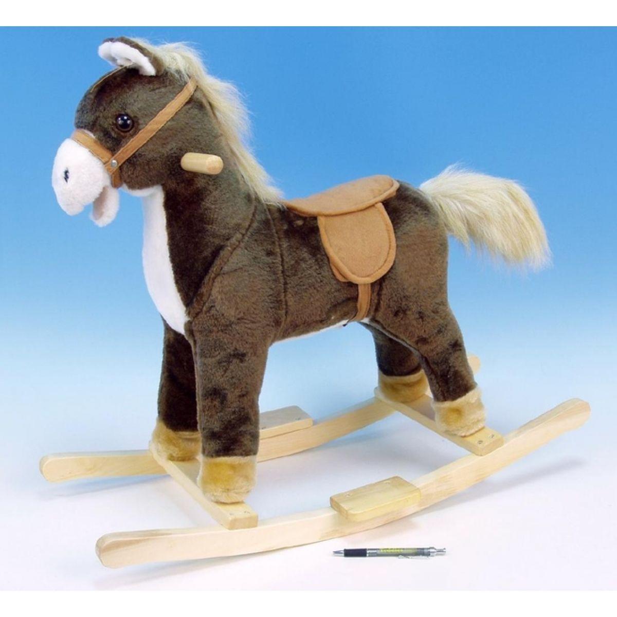 Houpací kůň se zvukem 60cm