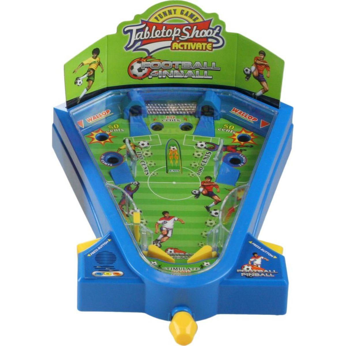 Hra Fottbal pinball