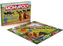 Hra Monopoly Koně a poníci