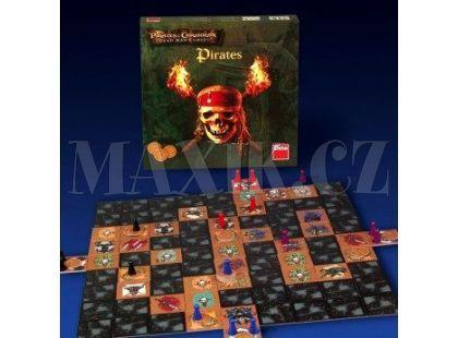 Hra Piráti z Karibiku