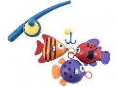 Hra ryby rybář s prutem 20cm