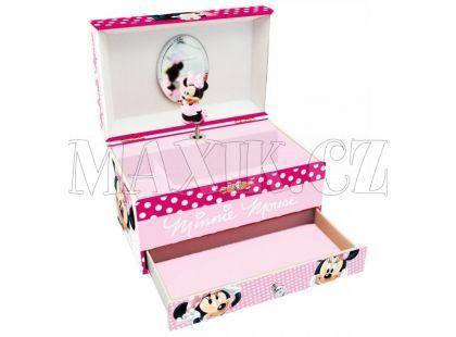 Hrací skříňka Minnie