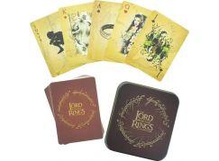 Hrací karty Pán prstenů