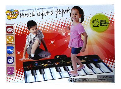 Hrací podložka klaviatura