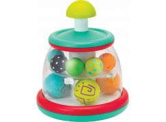 B kids Hrací pult s rotujícími míčky