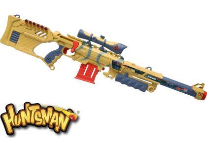Huntsman Puška 3v1 s 12 náboji 92 cm