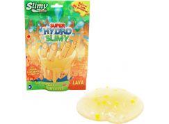 Hydro Slimy s gelovými kuličkami, 170 g oranžový
