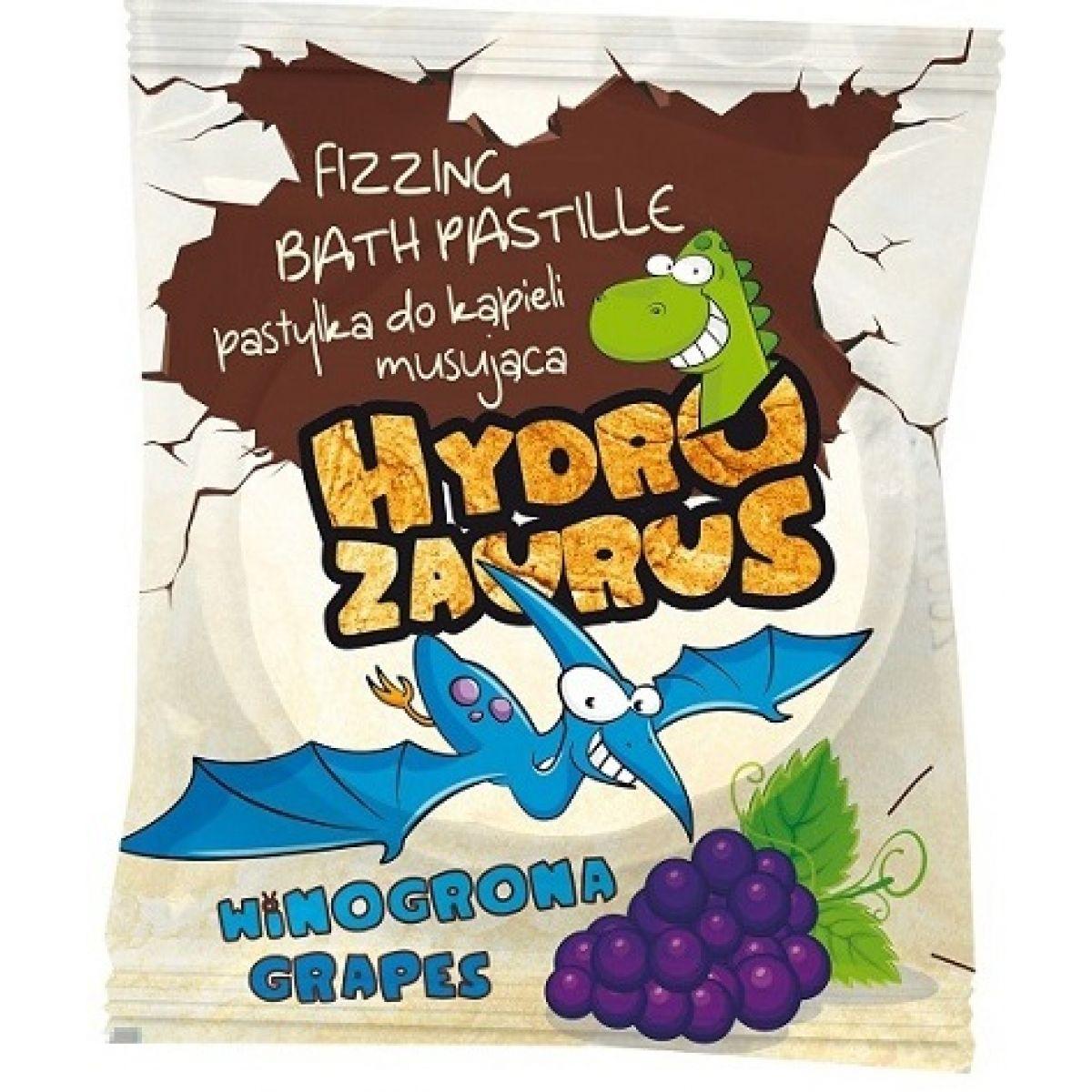 Hydrozaurus šumivá tableta Hrozen