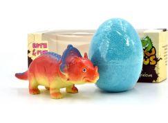 Hydrozaurus šumivé vejce a hračka Triceratops
