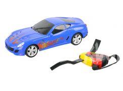 iDrive RC auto ovládané pohybem ruky modré