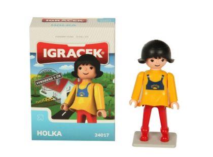 Igráček Holka