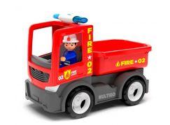 Igráček Multigo Fire valníček s řidičem