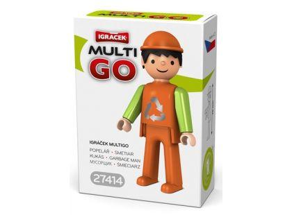 Igráček Multigo Popelář
