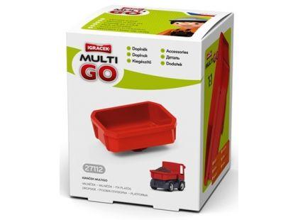 Igráček Multigo Valníček červený