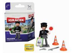 Igráček Policista mini