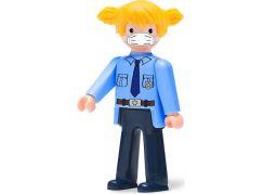 Pomáhej s Igráčkem - policistka černovlasá