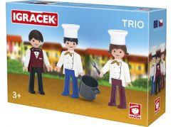 Igráček Trio vaření