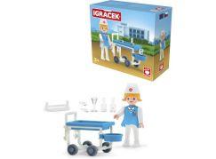 Igráček Zdravotní sestra s doplňky