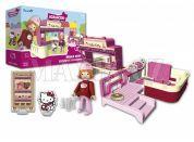 Igráček a Hello Kitty Servírka s kavárnou a doplňky