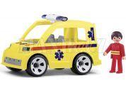 Igráček Ambulance se záchranářem