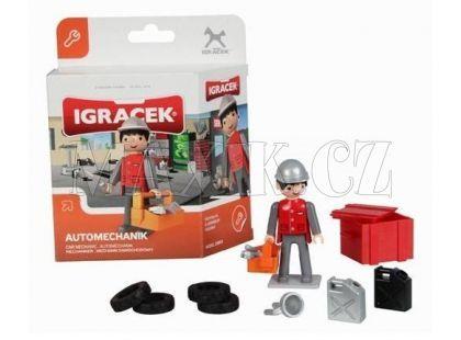 Igráček Automechanik midi