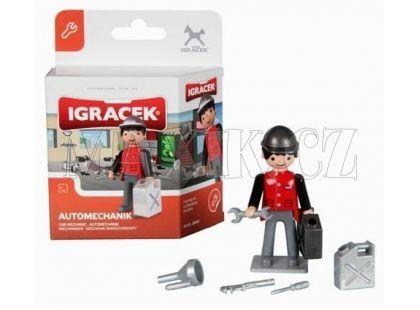 Igráček Automechanik mini