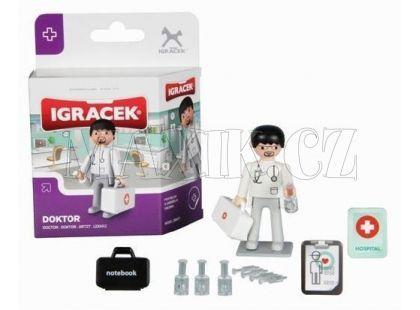 Igráček Doktor mini