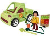 Igráček Zahradnice s autem a doplňky