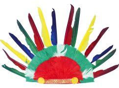Indiánská čelenka 60x35cm