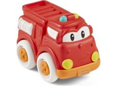 Infantino Autíčko Soft Wheels hasičské auto