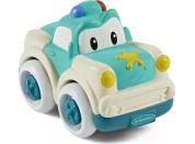 Infantino Autíčko Soft Wheels policejní auto