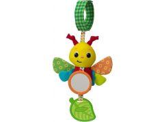 Infantino Závěsný cinkající motýlek