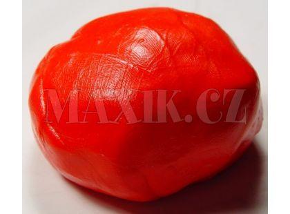 Inteligentní plastelína Červená