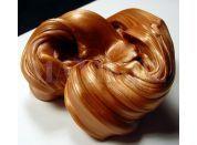 Inteligentní plastelína Třpytivý bronz