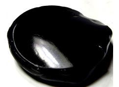 Inteligentní plastelína Magnetická černá