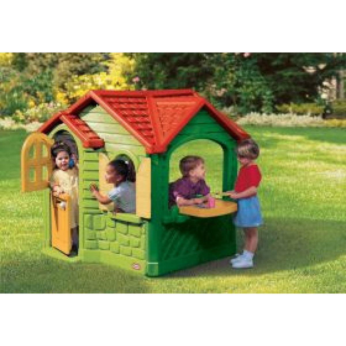 Interaktivní hrací domeček - Evergreen Little Tikes