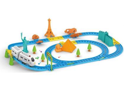 Interaktivní vlaková souprava
