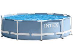 Intex 26752 Bazén kruhový s rámem Prism frame 5,49 m x 1,22 m