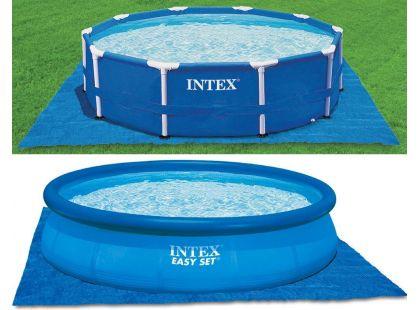 Intex 28048 Podložka pod bazén 4,72x4,72m - Poškozený obal