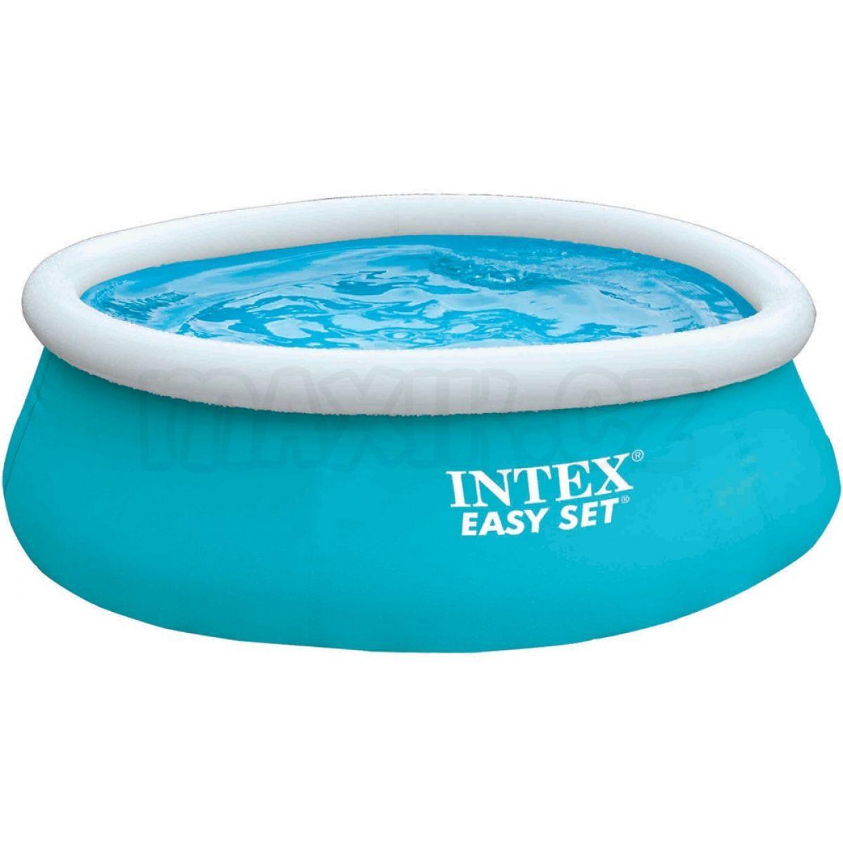 intex 28101 easy set baz n 183x51cm max kovy hra ky. Black Bedroom Furniture Sets. Home Design Ideas