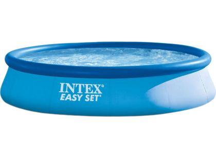 Intex 28142 Easy set Bazén 396x84cm kartušová filtrace